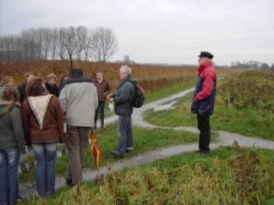 Recreatieboerderij 'aan het Voetpad' excursie